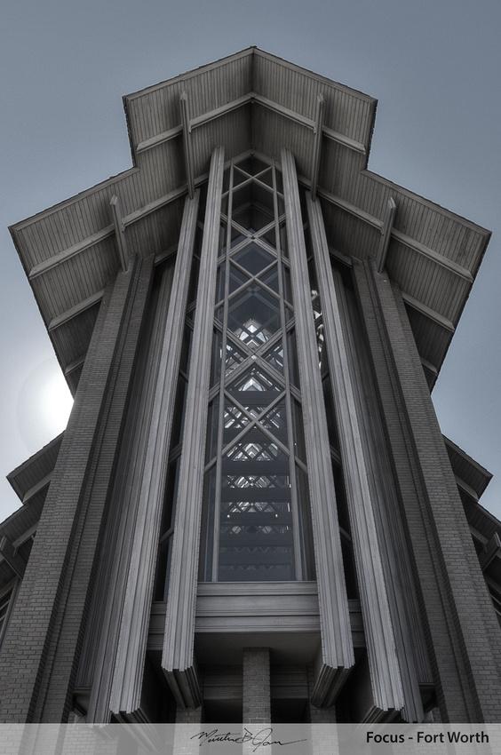 Marty Leonard Chapel, Lena Pope Home