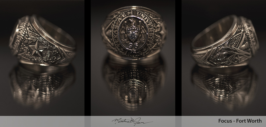Aggie, Aggie ring, Class ring, Texas A&M, Texas Aggie, Triptych