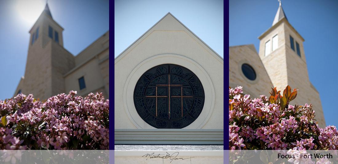 Church, Fort Worth, Christ Chapel, Christ Chapel, Fort Worth, CCBC, Triptych, Christ Chapel Bible Church