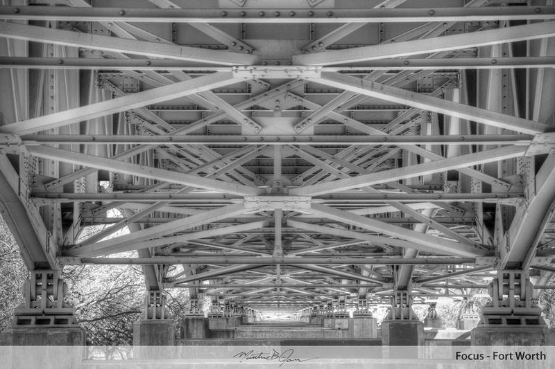 Lancaster Avenue bridge