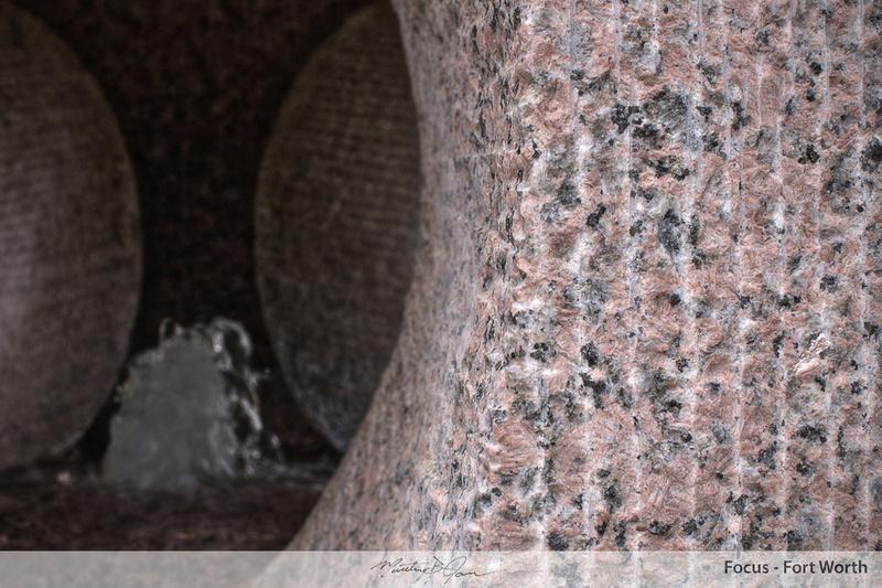 Earth Fountain, Fort Worth Public Art, Philippe Klinefelter, Public art, Water feature, Water fountain